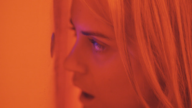 Taylor Schilling in 'The Overnight.' Courtesy Orchard Films