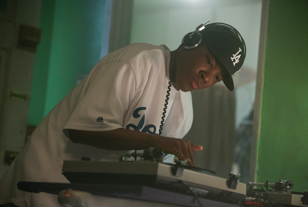 COREY HAWKINS as Dr. Dre. Photo by Jamie Trueblood. Courtesy Universal Pictures.