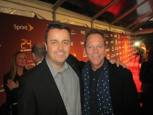 Sean Callery & Kiefer Sutherland