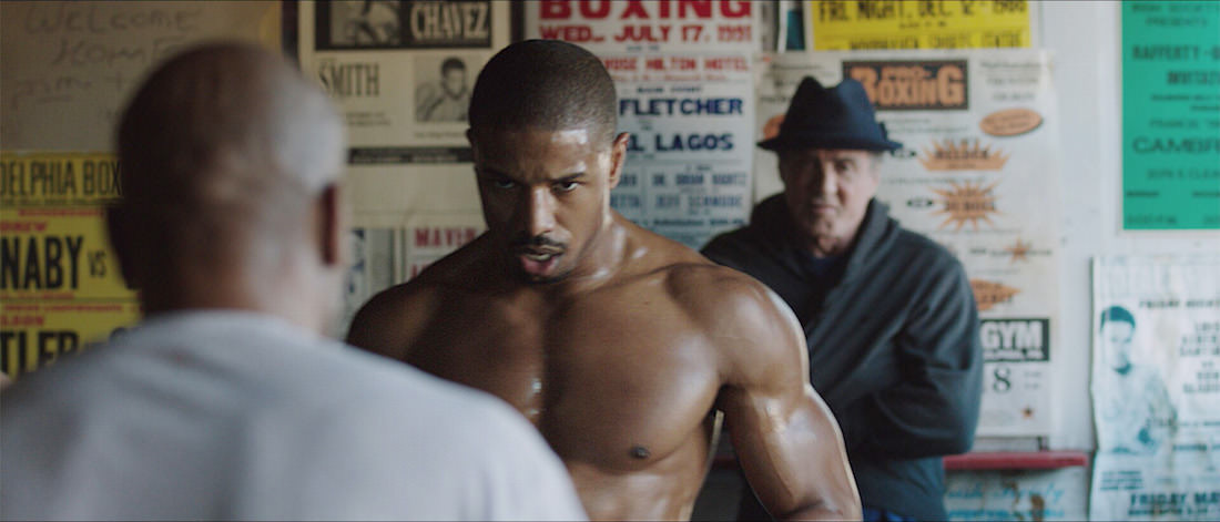 Rocky trains adonis in new creed trailer the credits publicscrutiny