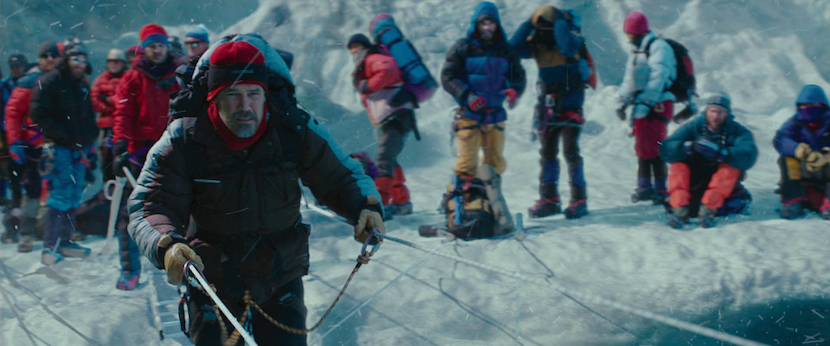 "JOSH BROLIN as Beck Weathers in ""Everest"". Photo Credit: Universal Pictures"
