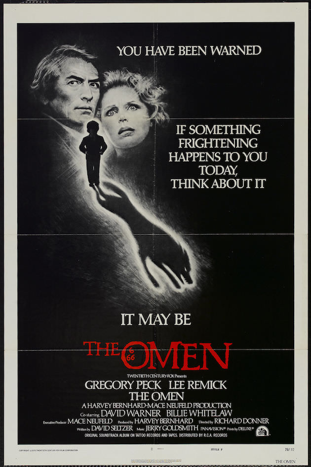 The Omen theatrical poster