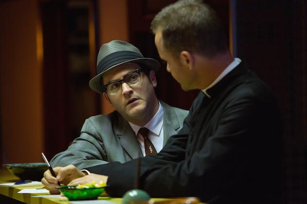 Michael Stuhlbarg stars as Paul Marshall in Edward Zwick's PAWN SACRIFICE. Courtesy Bleeker Street.