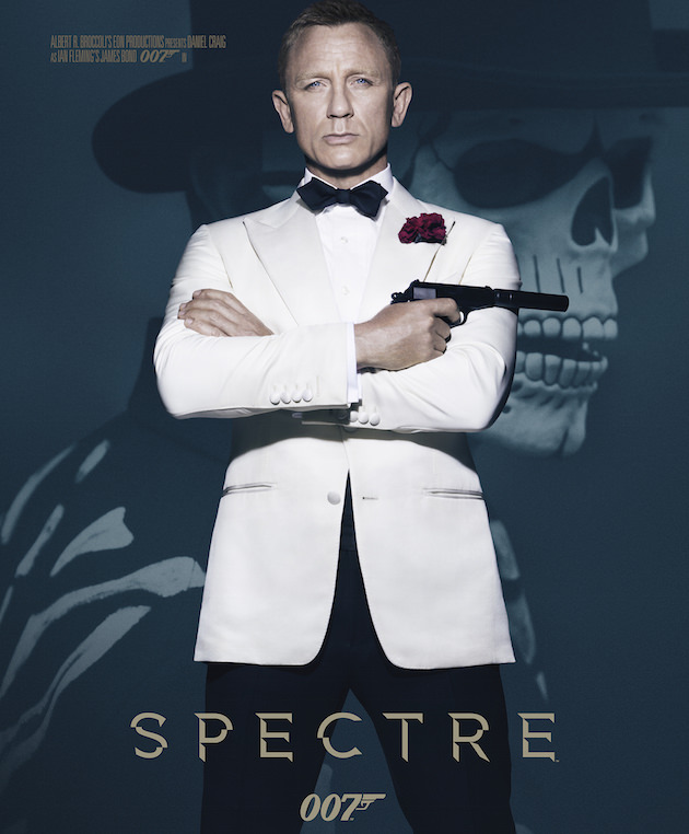 'Spectre' Theatrical poster.