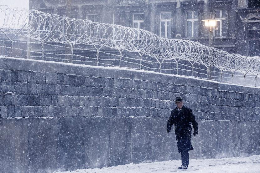 The Berlin Wall. Courtesy DreamWorks.