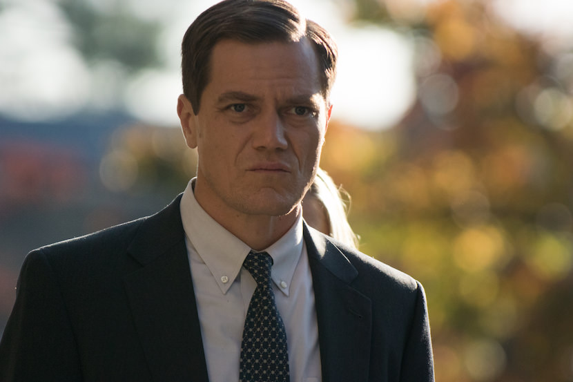 Michael Shannon stars as 'Dane Wells' in FREEHELD. Photo Credit: Phil Caruso. Courtesy Lionsgate