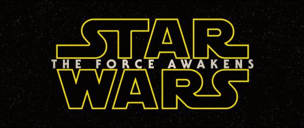 'Star Wars: The Force Awakens' Logo