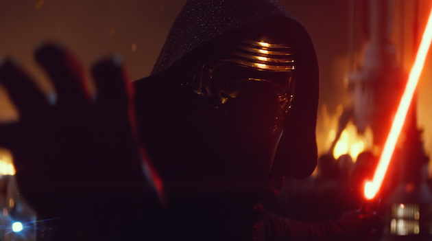 J.J. Abrams has revealed that Kylo Ren (Adam Driver) was not born with that name. What name was he born with? Star Wars: The Force Awakens..Ph: Film Frame..©Lucasfilm 2015