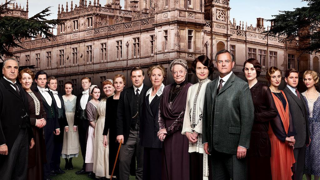 Downton Abbey. Via: BBC