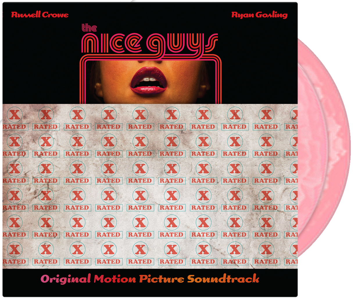 92d02384cffb Packaging The Nice Guys  70s Music Vibe