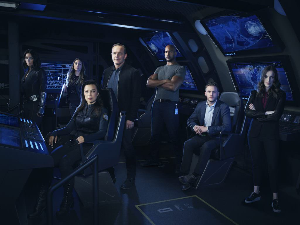 Marvel's Agents of S.H.I.E.L.D. Courtesy: ABC