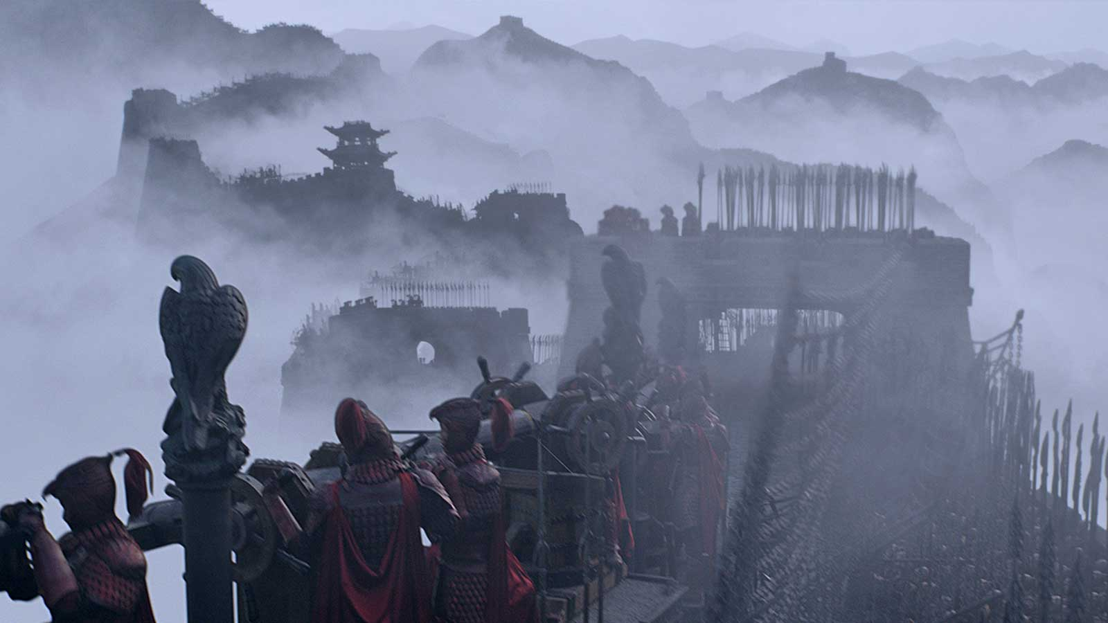 Watch The Glorious 9 Minute Long Trailer For The Great Wall The
