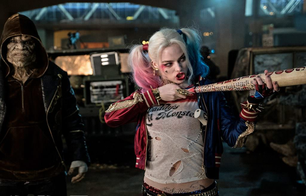Margot Robbie as Harley Quinn in 'Suicide Squad.' Courtesy Warner Bros.