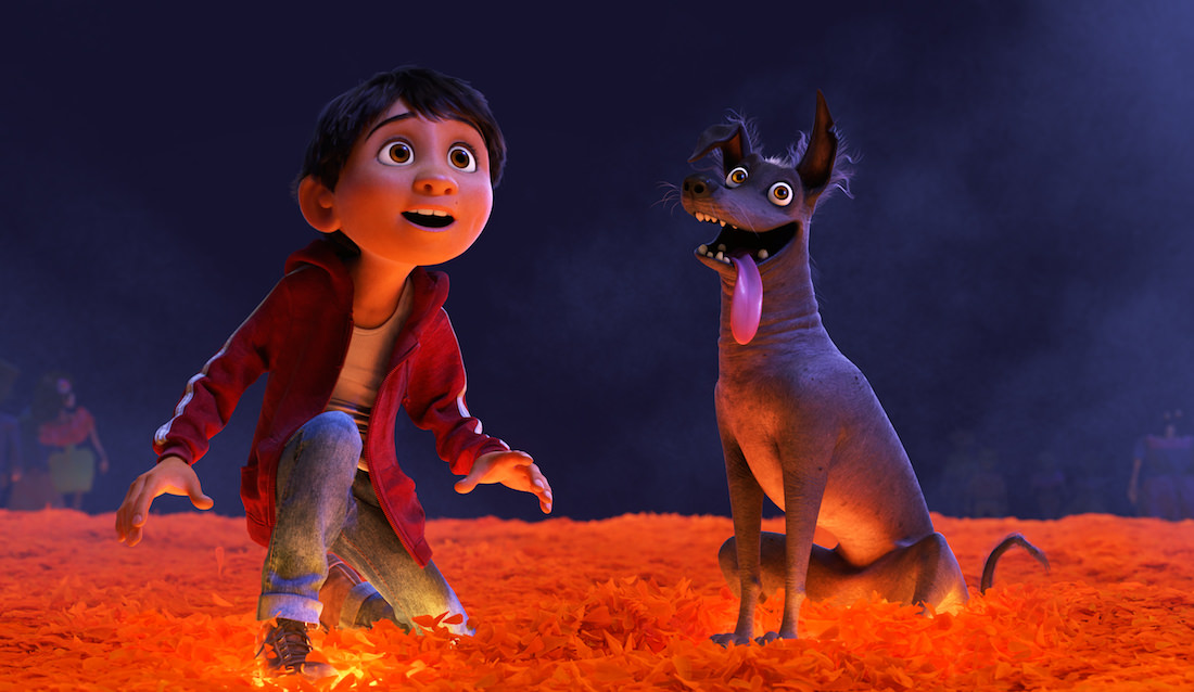 Pixar Unveils Dante S Lunch Short About Dog Featured In