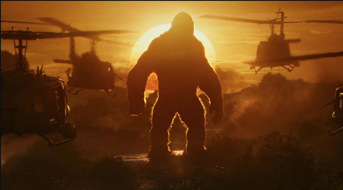 Image result for Kong: Skull Island perfect shots