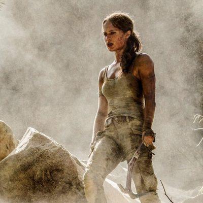 Tomb Raider Review: Alicia Vikander Shines in Skippable