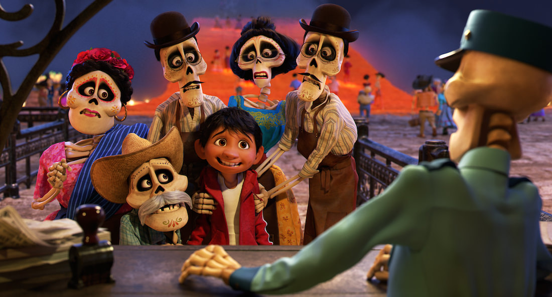 after years in the making pixar s coco is finally here the credits