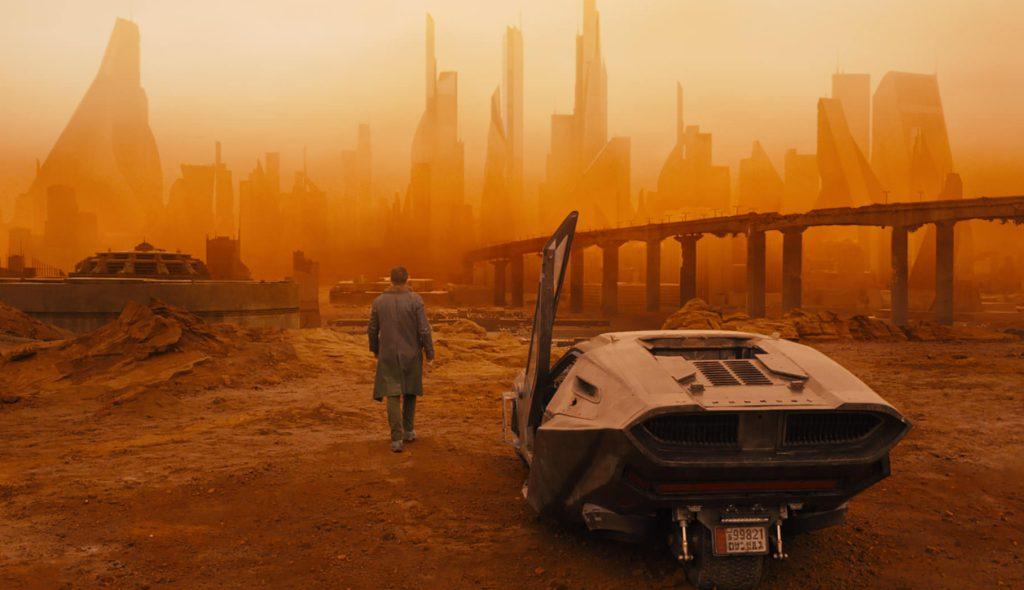 A still from Blade Runner: 2049. Courtesy Warner Bros.