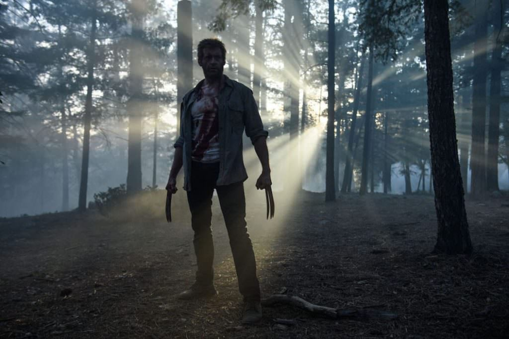 Hugh Jackman in 'Logan.' Courtesy 20th Century Fox.