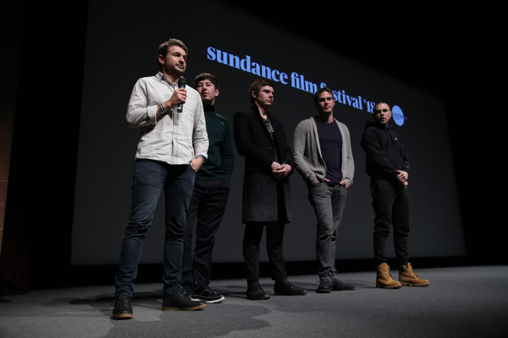 American Animals - Q&A