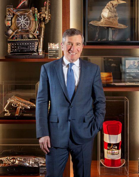 Chairman & CEO Charles H. Rivkin