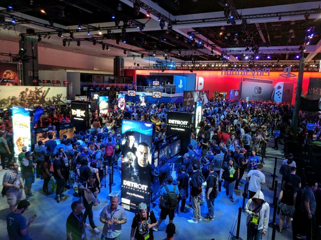 E3-showroom