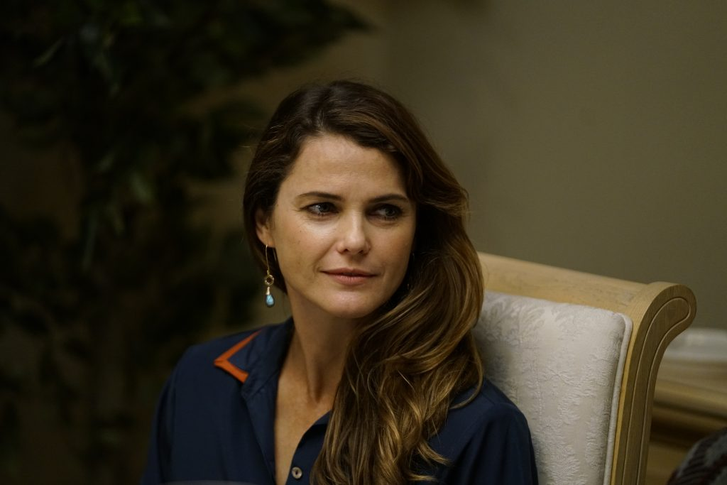 The Americans_ Keri Russell as Elizabeth Jennings