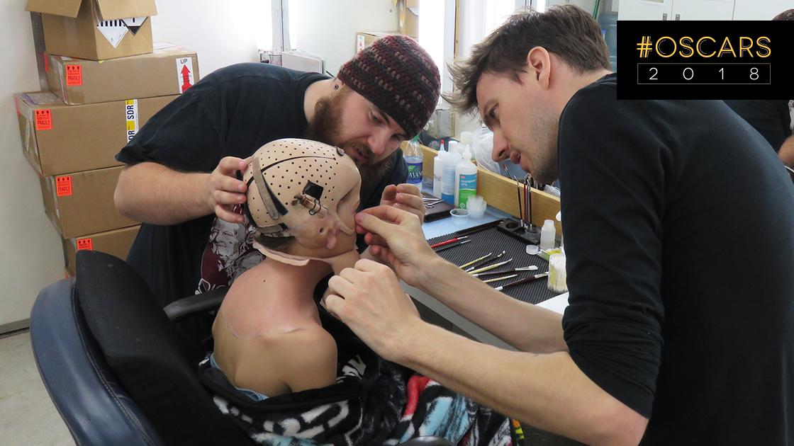 Oscar Nominated Sfx Makeup Artist Arjen Tuiten On The Immense