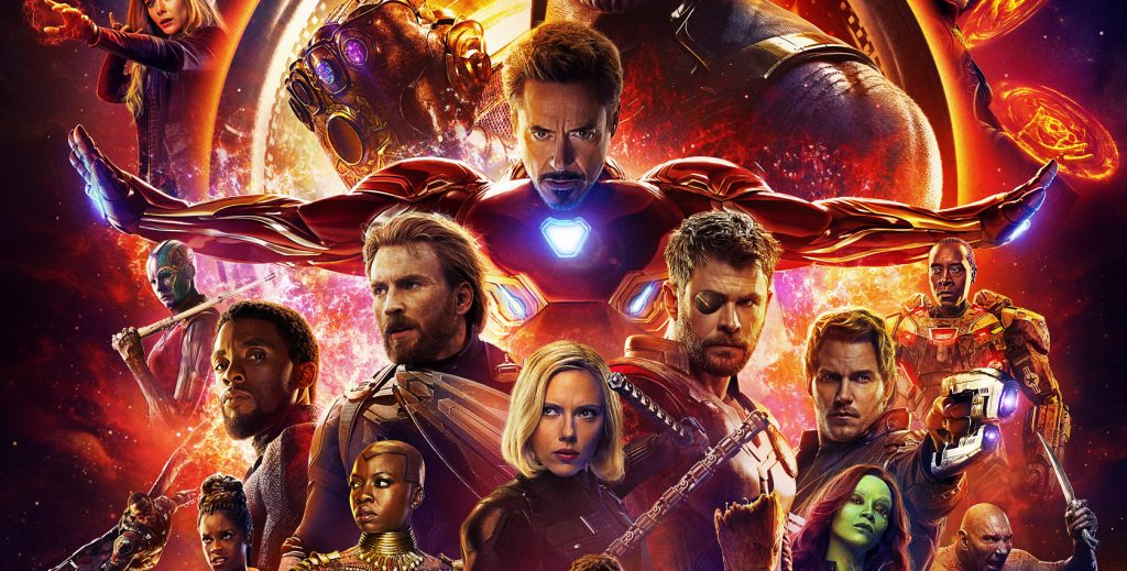 Infinity War Big Poster