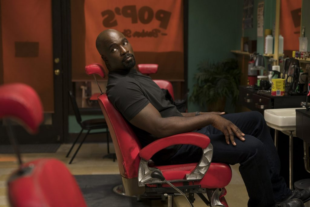 Featured image: Mike Colter stars as Luke Cage in Marvel's Luke Cage. Courtesy Netflix. Photo by David Lee/Netflix