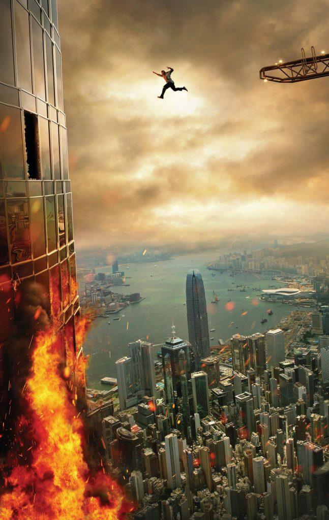 Film Title: Skyscraper