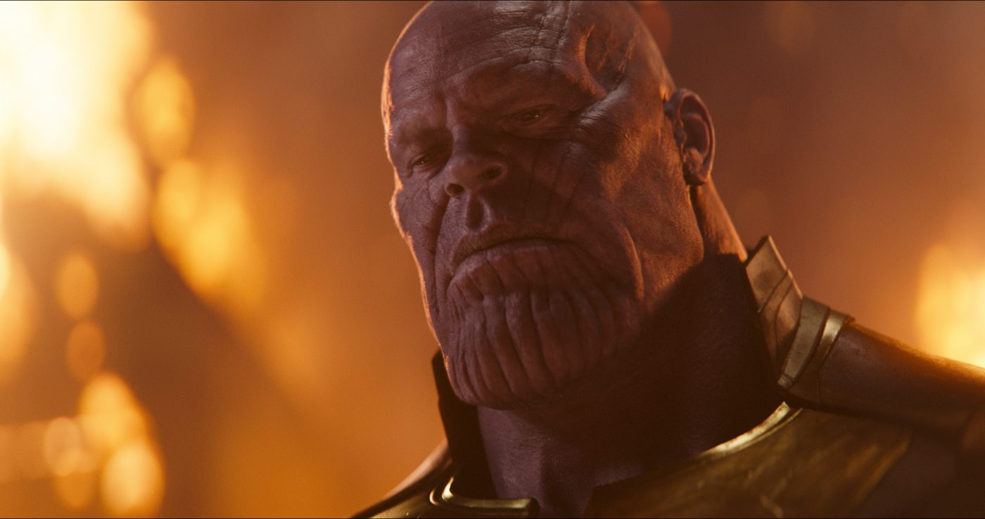 the russo brothers say avengers infinity war is a thanos movie