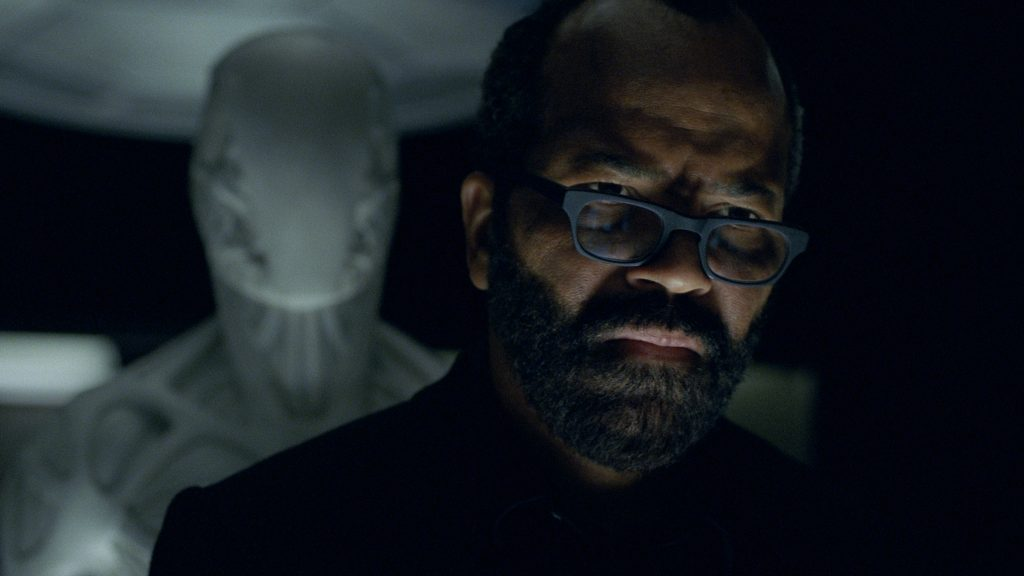 Episode 11 (season 2, episode 1), debut 4/22/18: Jeffrey Wright. photo: HBO