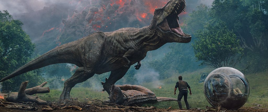 Film Title: Jurassic World: Fallen Kingdom