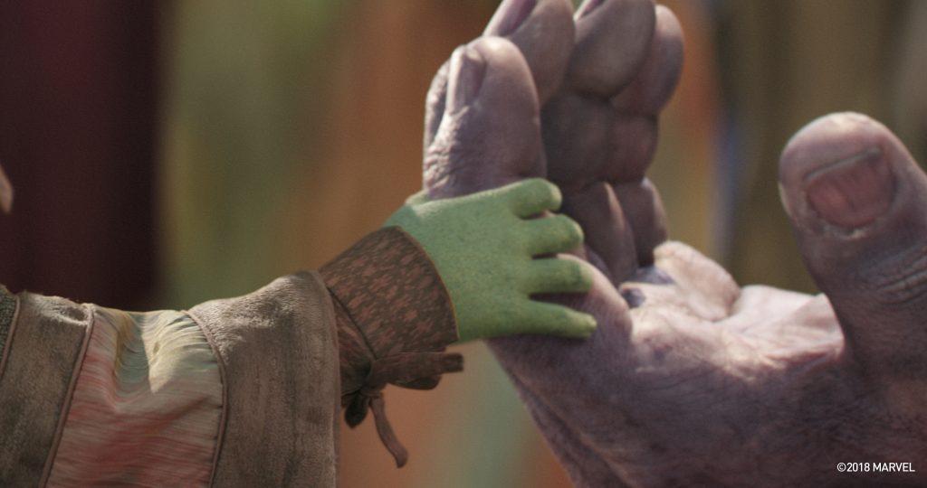 Thanos adopts