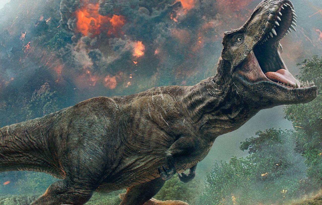Jurassic Park T-Rex Dinosaur