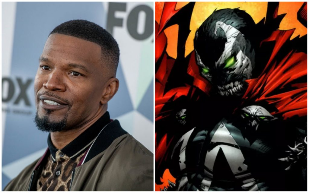 Jamie Foxx as Spawn