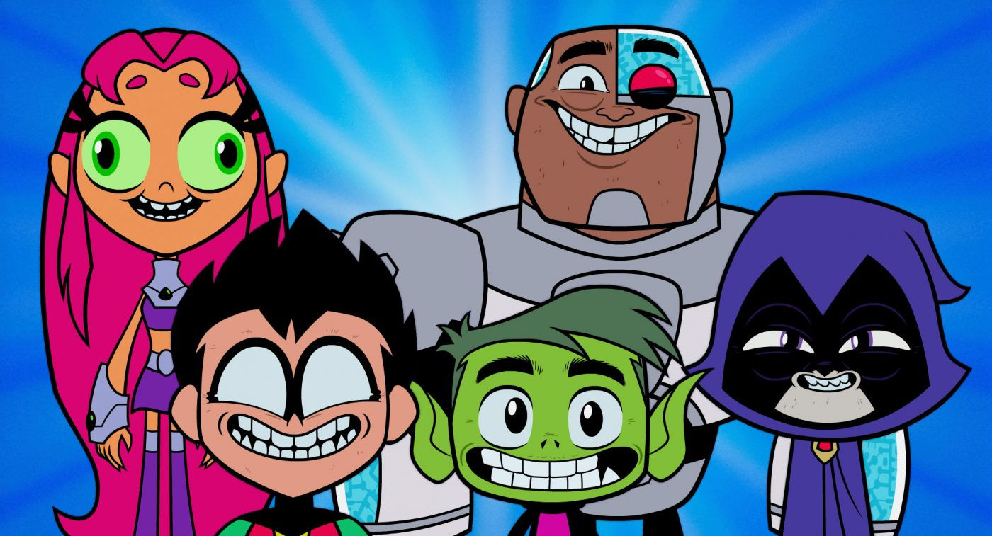 The Gang Goes In Search Of A Villain First Teen Titans GO To Movies Trailer
