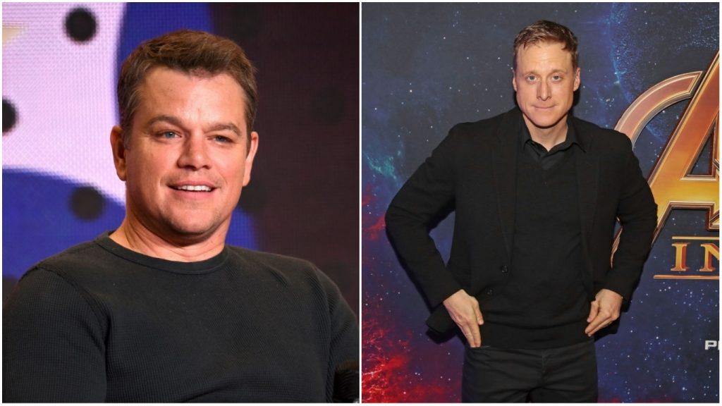 Matt Damon Alan Tudyk