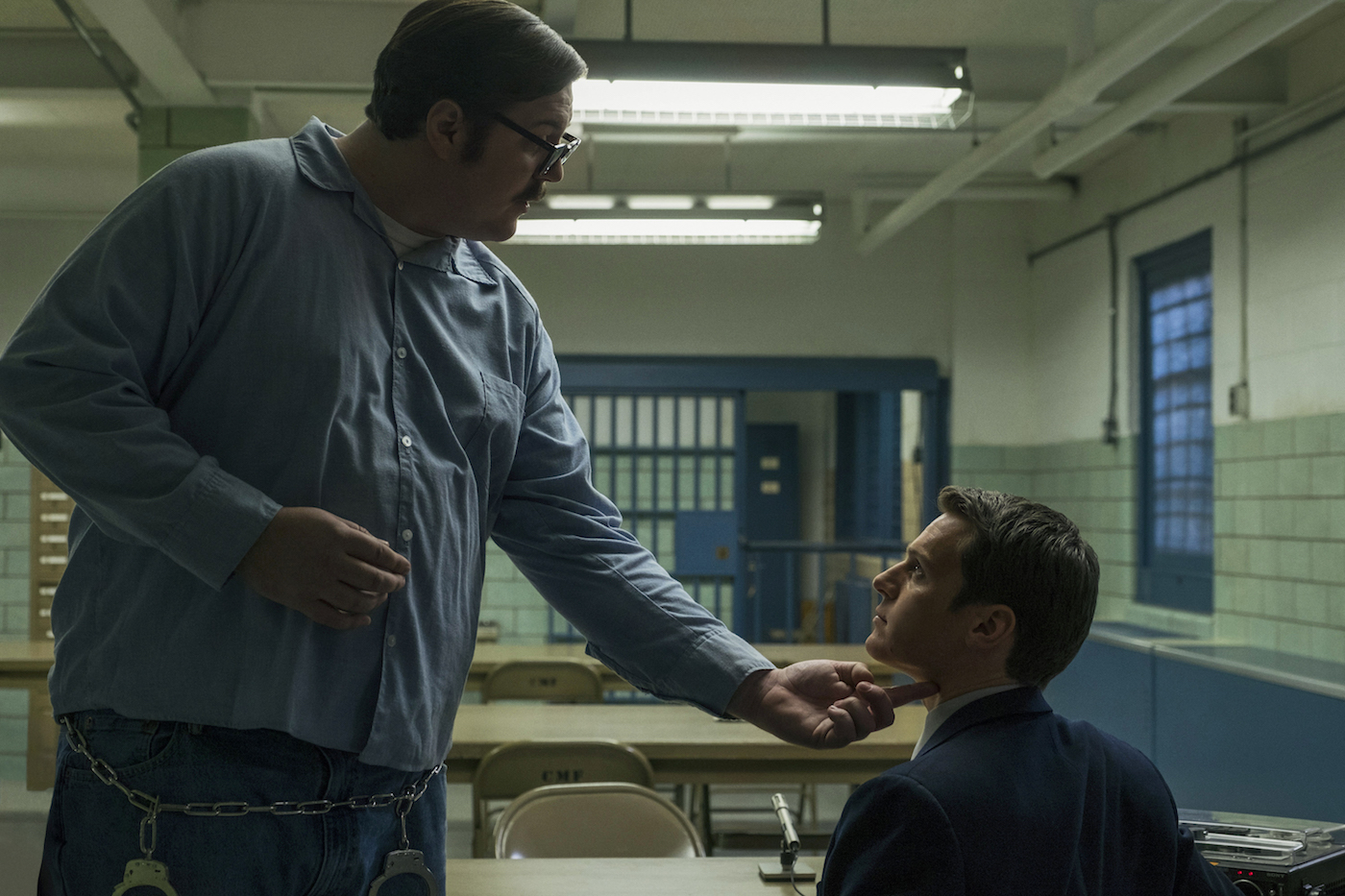 Cameron Britton Breaks Through Playing Real Life Serial