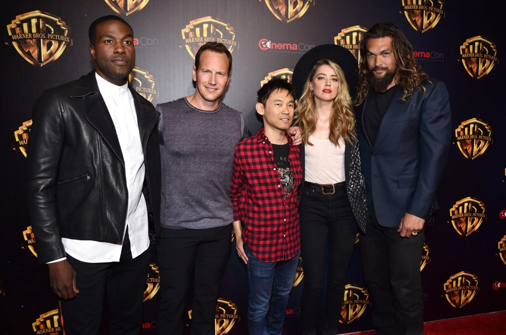 Warner Bros. The Big Picture 2018 at Cinemacon 2018, Las Vegas, NV, USA - 24 April 2018