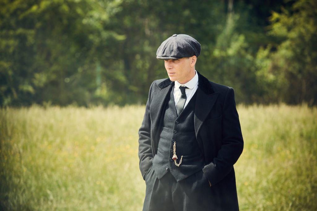 Cillian Murphy in 'Peaky Blinders.' Robert Viglasky/Netflix
