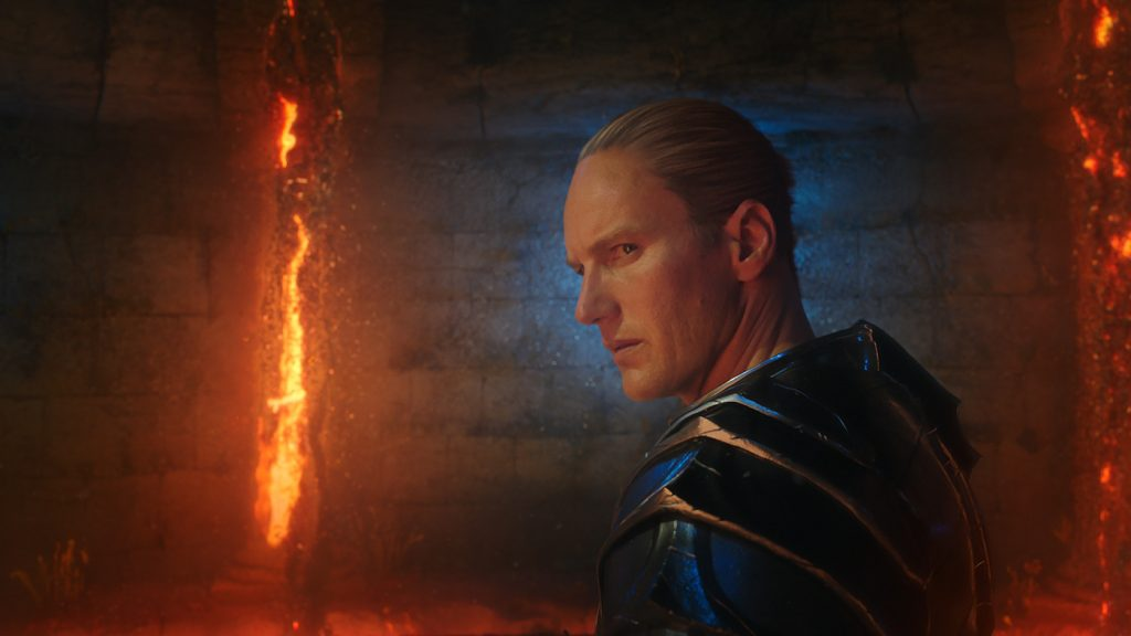 "PATRICK WILSON as Orm/Ocean Master in Warner Bros. Pictures' action adventure ""AQUAMAN,"" a Warner Bros. Pictures release. Courtesy Warner Bros."