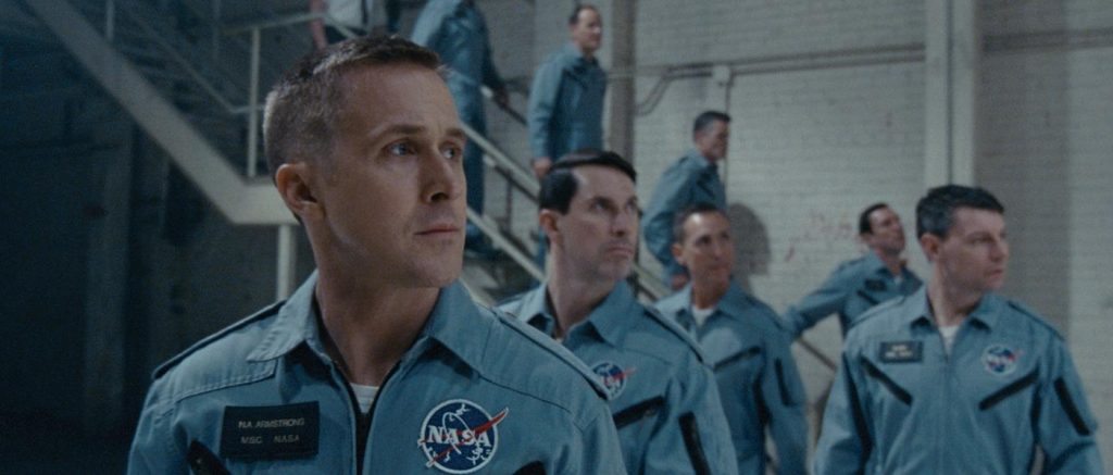 Ryan Gosling in 'First Man.' Courtesy Universal Pictures.