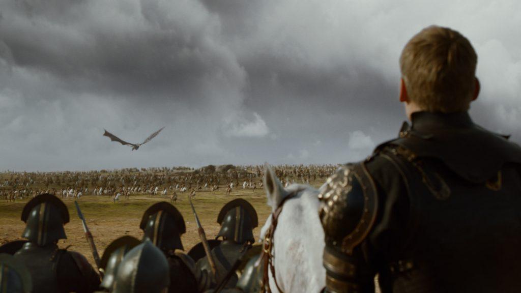 Episode 64 (season 7, episode 4), debut 8/6/17: Nikolaj Coster-Waldau. photo courtesy of HBO