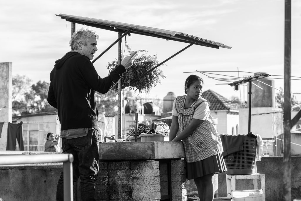 Roma Courtesy: Netflix