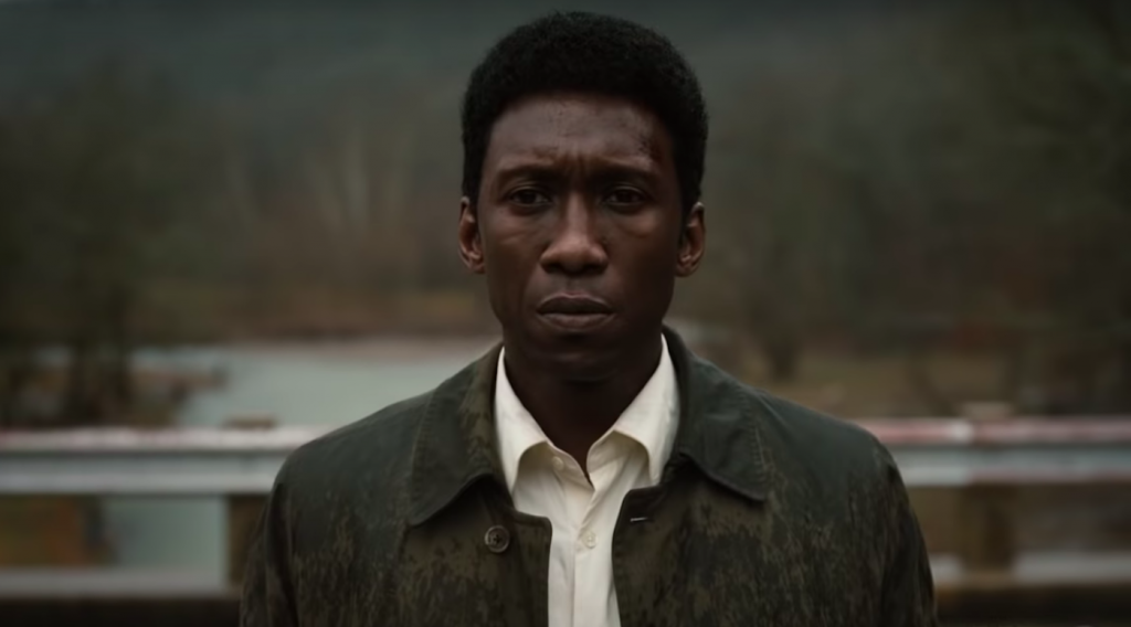 Mahershala Ali in 'True Detective' season 3. Courtesy HBO