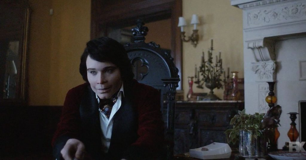Donald Glover as Teddy Perkins. Courtesy FX Networks.