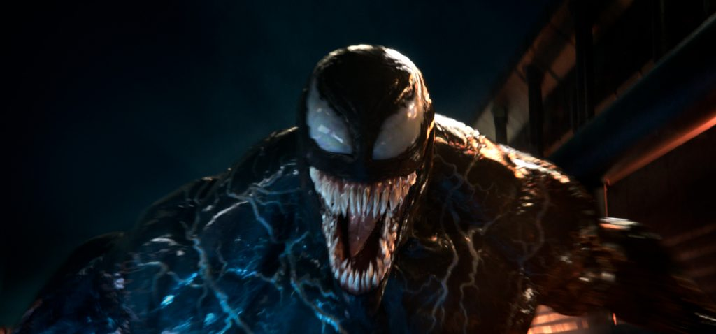 Venom Courtesy: Sony Pictures