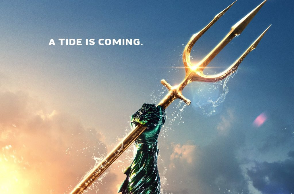Aquaman Poster copy